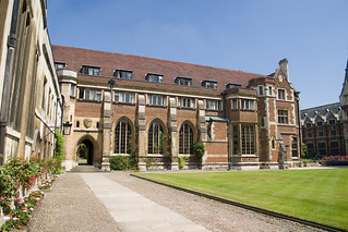 Pembroke College | by RightIndex