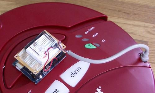 arduino breadboard shield | by todbot