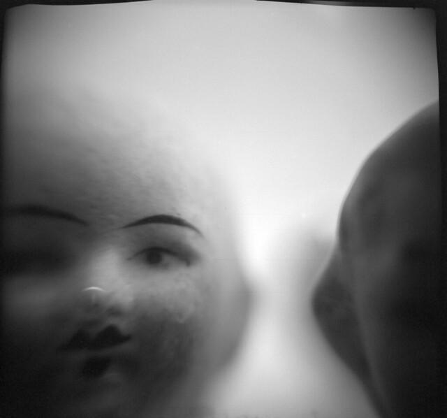 Baby head series N° 1