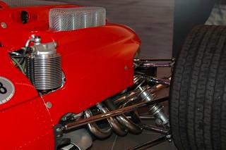 1964 F1 Suspension