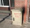 Appelman graffiti