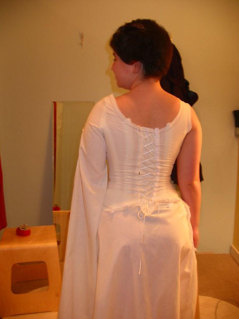 First Dress Fitting 3