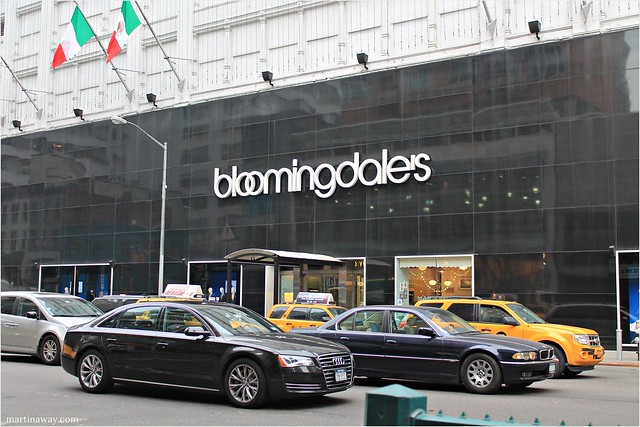 Bloomingdale's: serie tv New York