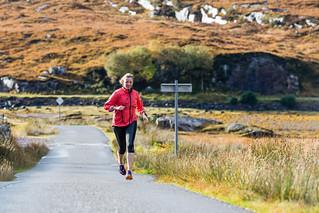 Run, Sarah, run   by AnnieMacD