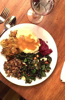 Meatless Thanksgiving is on! | by tessascotolson