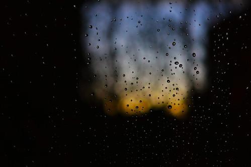 blue orange rain sunrise project 50mm nikon day rainy 365 nikkor 50 catchy f28 d7100