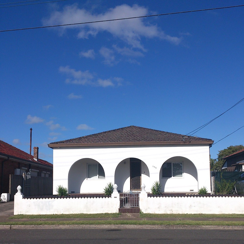 Trio - Ashbury, NSW.