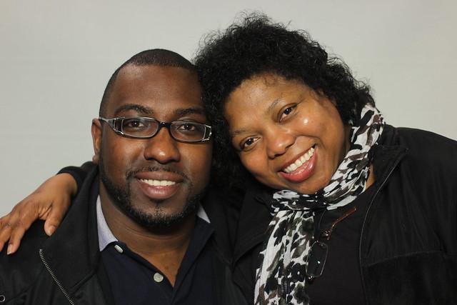 Rosa Toussaint-Ortiz & Mel Whitlock