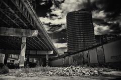 Urban Decay at Bathurst+Queens Quay