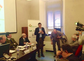 Alessandria, Camera di Commercio, 9/02/2015   by flavagno