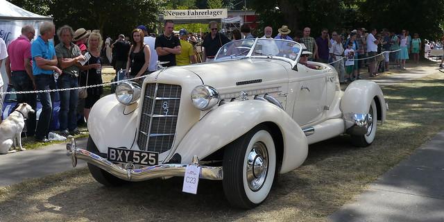 1935 Auburn 851 Speedster 'Marlene Dietrich'