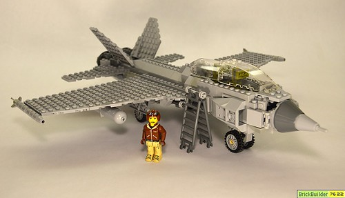 Fighter Jet | by BrickBuilder7622