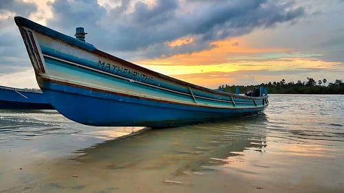 ocean sunset sea beach nature clouds landscape boat shore cloudporn