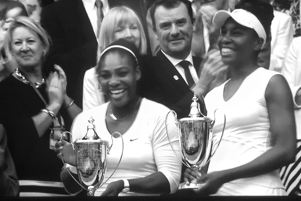 Wimbledon Williams Sisters Wow >> Wimbledon Williams Sisters Wow The Two Oldest Women In Flickr