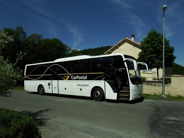CarPostal Agde Temsa Safari AX-565-RE St Affrique (12 Aveyron) 06-06-16a