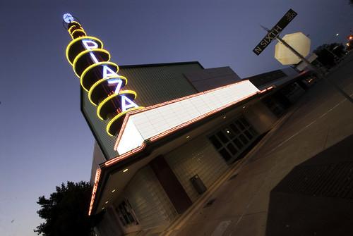 Garland Plaza Theatre   by Visit Garland, Texas