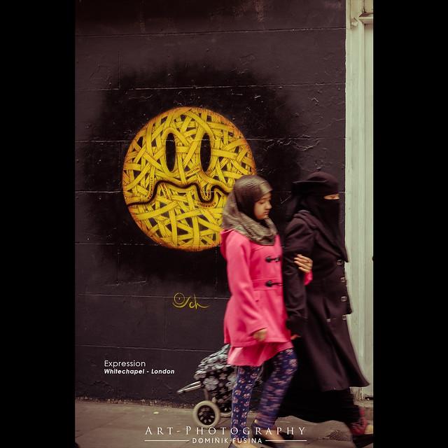 Street Expression | London [FUJI x-PRO1]