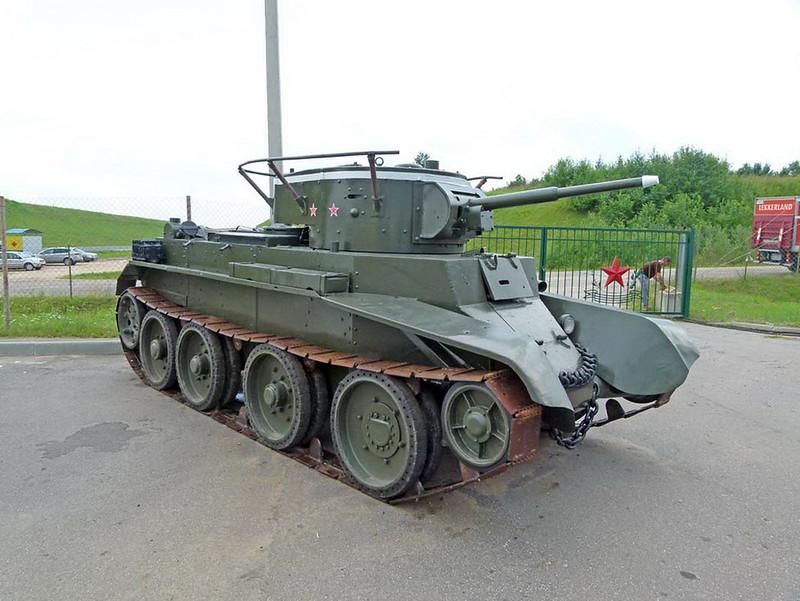 БТ-7 (1)