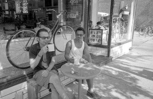 We're Having Coffee | by Fogel's Focus