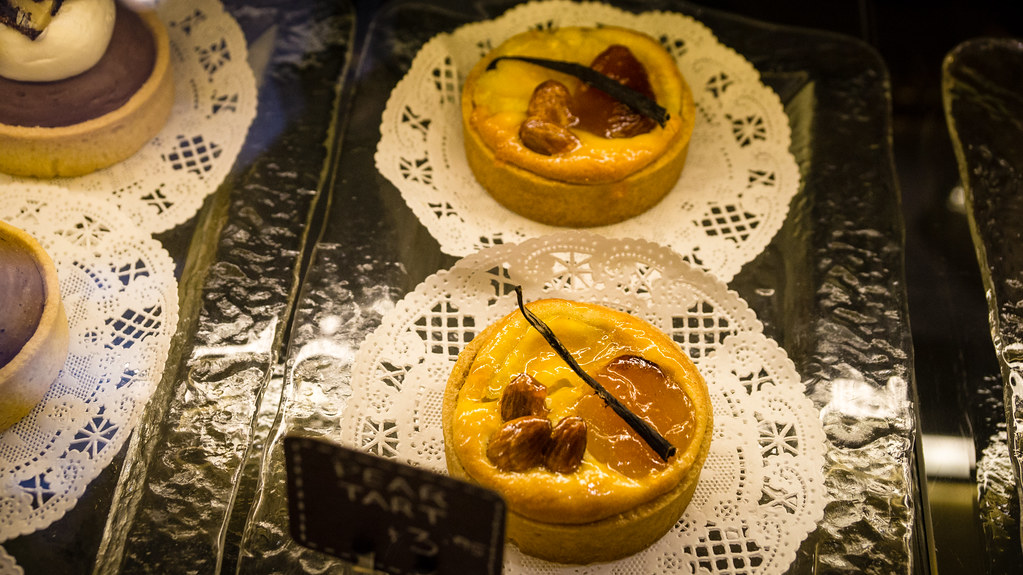 Treats at Cafe M, 32nd Street at Fifth Avenue, Koreatown/Murray Hill