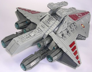 UCS Venator Star Destroyer | by Aniomylone