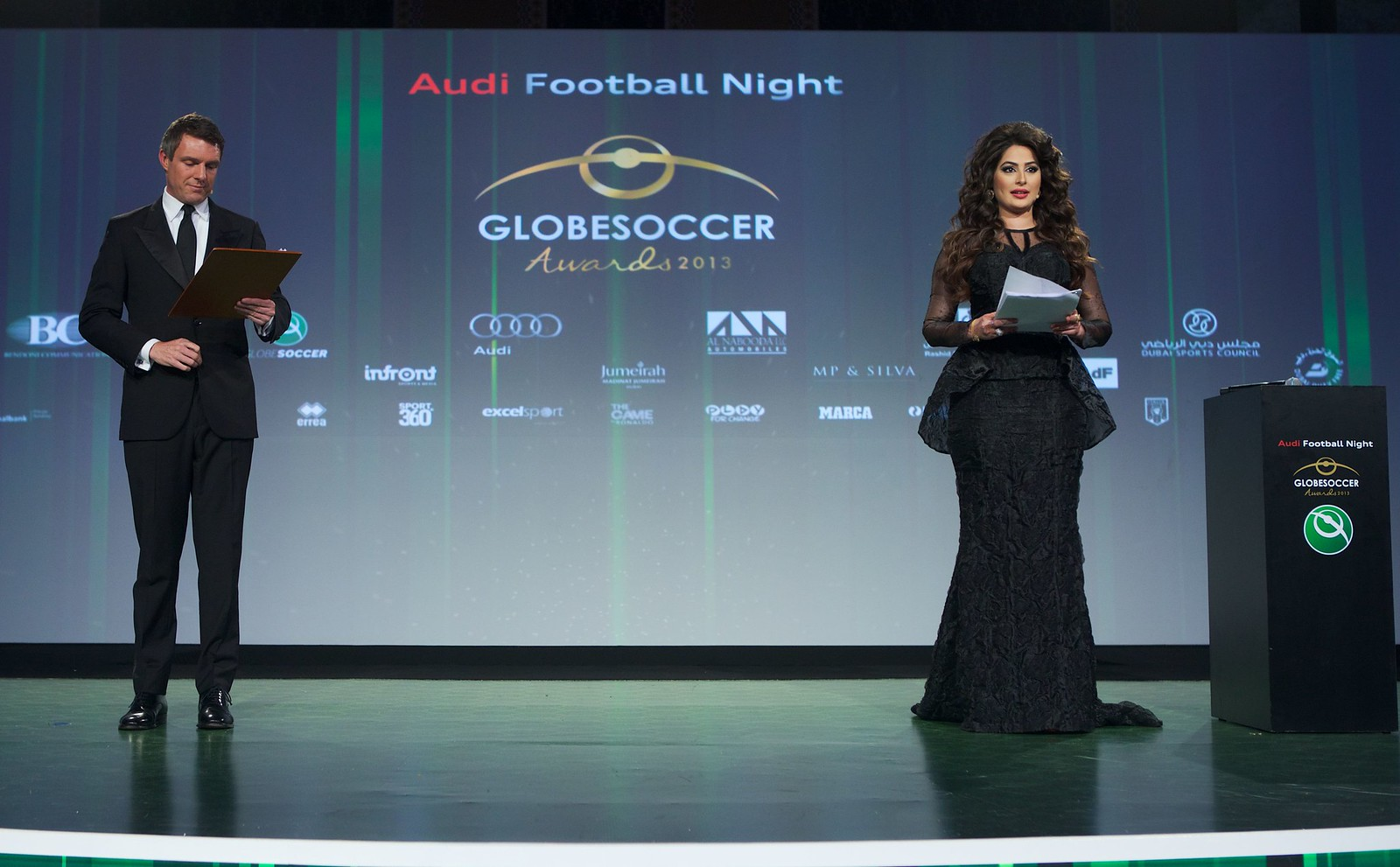 Globe Soccer Awards 156