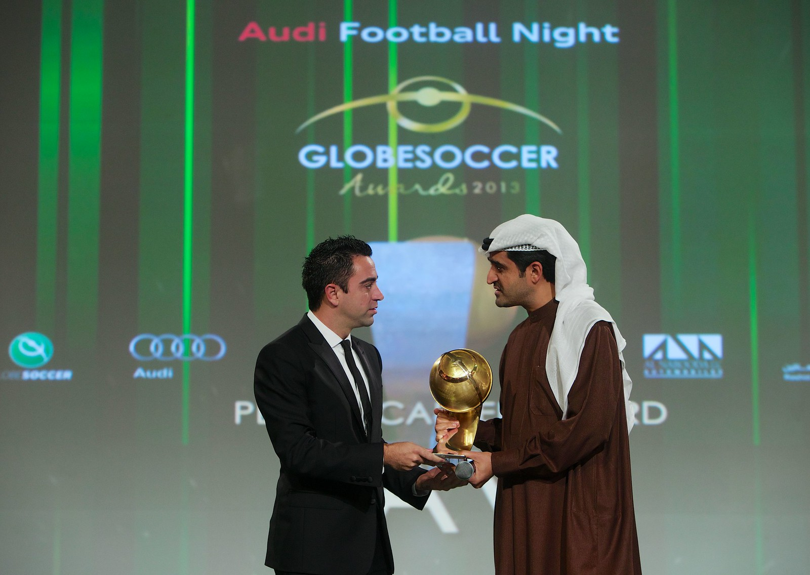 Globe Soccer Awards 259