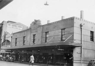 Rundle Buildings, Rundle Street, 1940