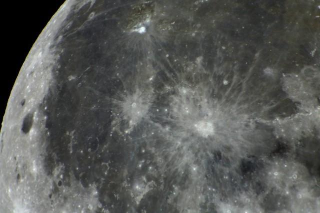 Moon: Aristarchus