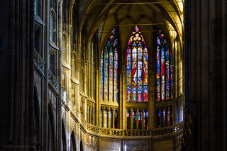 St Vitus Cathedral | by Luke Robinson