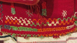 IMG_3893 embroidery on a traditional wedding dress