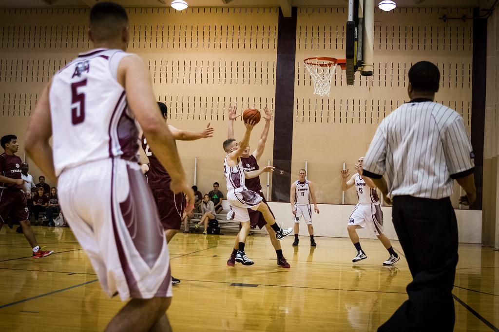 Corps Basketball Team