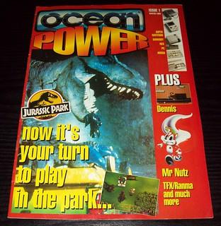11 Ocean, Promotional - Ocean Power magazine, Issue 1 (Win