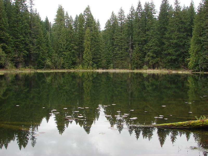 Separation Lake