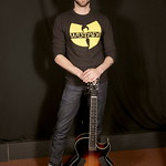 Fri, 13/02/2015 - 4:59pm - Shakey Graves Live in Studio A, 2.13.2015 Photo by Deirdre Hynes