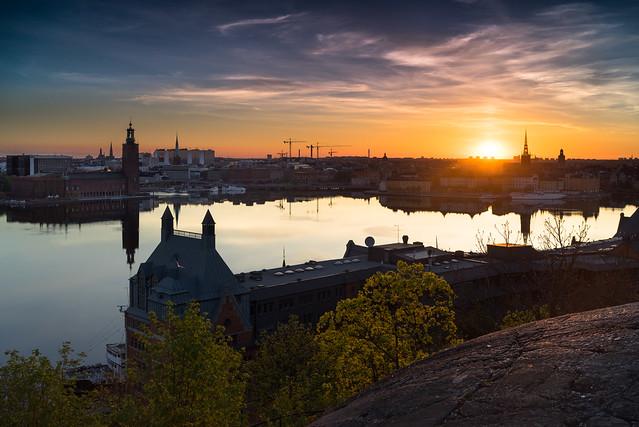 Good Morning Heart of Stockholm