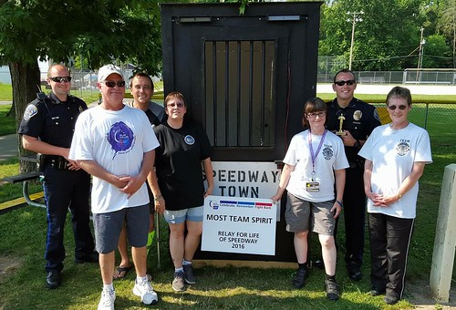 2016 Relay for Life of Speedway | by speedwaycommunitypolicing