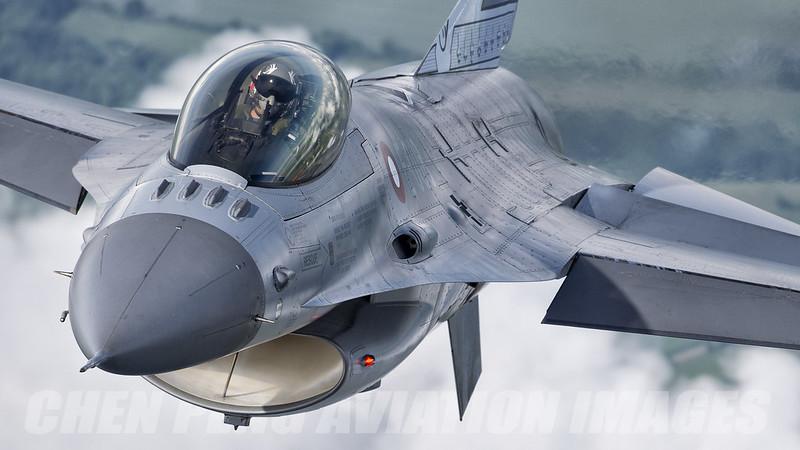 Danish F-16 Demo Team