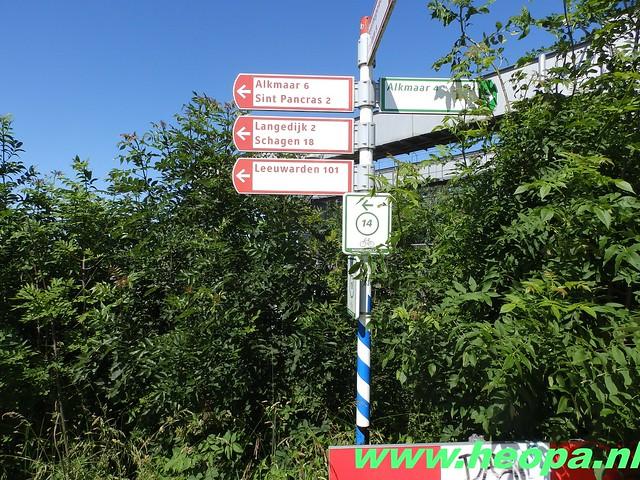 2016-06-16 2e dag Plus Wandel 4 Daagse Almaar 26 Km (90)