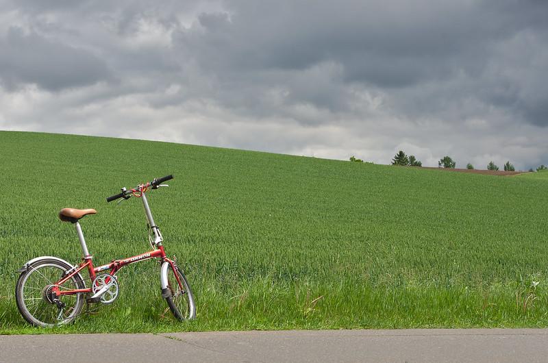 Mon vélo pour la journée