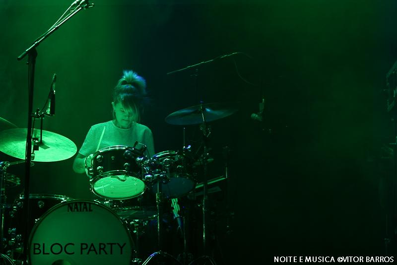 Bloc Party - Super Bock Super Rock '16