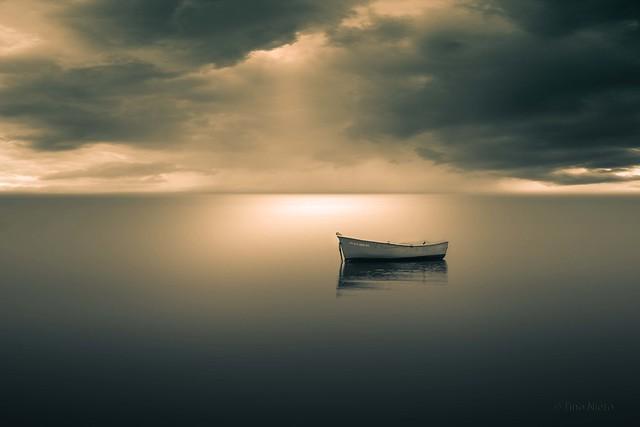 A solas con el mar