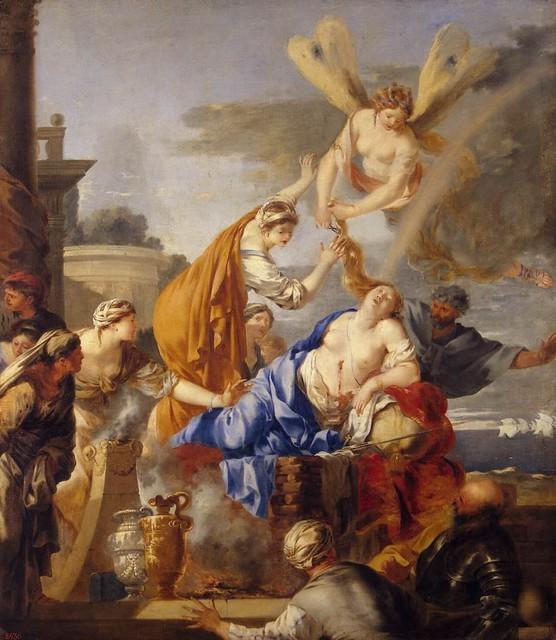 +1638 La muerte de Dido