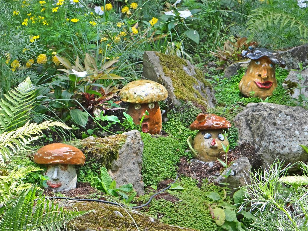 Le jardin des plantes (Le Voyage, Nantes)   La polymorphiae ...