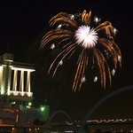 名古屋港スター☆ライト HANABI 2013 Star ☆ Light Fireworks at Nagoya Port 2013
