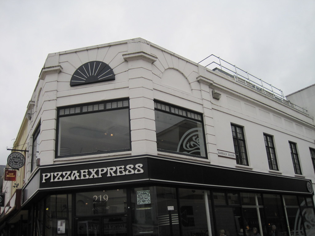 Pizza Express By Barrack Square Img5171 219 Moulsham Stre