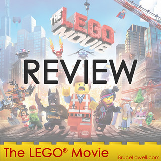 Bruce Reviews The LEGO® Movie | by bruceywan