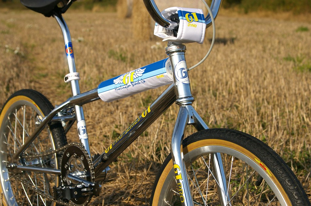 1985 GT Bicycles PRO SERIES BMX | Retro Steve | Flickr