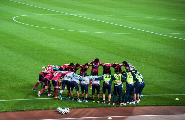 2014.4.26: Fagiano Okayama  2 - 0  Consadole Sapporo