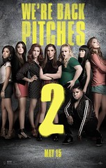 The Bellas Are Back In New PITCH PERFECT 2 Poster